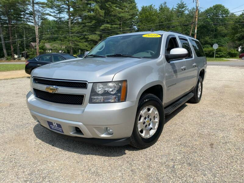 2010 Chevrolet Suburban for sale at Hornes Auto Sales LLC in Epping NH