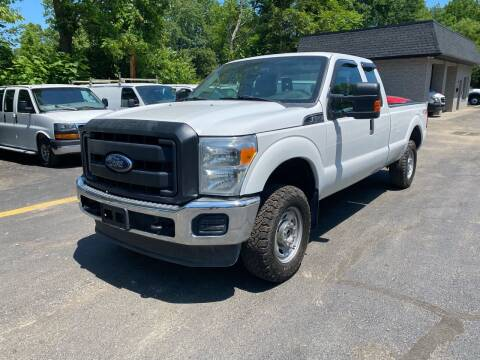 2013 Ford F-250 Super Duty for sale at Advanced Fleet Management in Bloomfield NJ