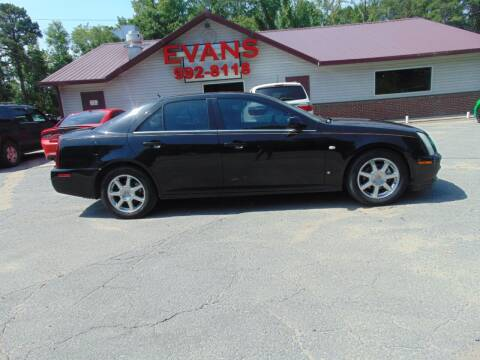 2007 Cadillac STS for sale at Evans Motors Inc in Little Rock AR