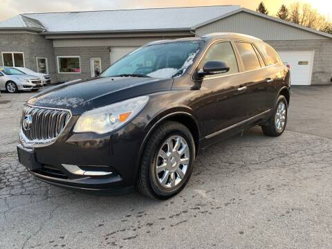 2015 Buick Enclave for sale at Bravo Auto Sales in Whitesboro NY