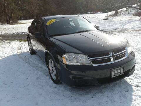 2013 Dodge Avenger for sale at ELIAS AUTO SALES in Allentown PA