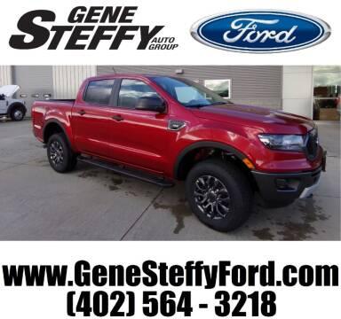 2021 Ford Ranger for sale at Gene Steffy Ford in Columbus NE