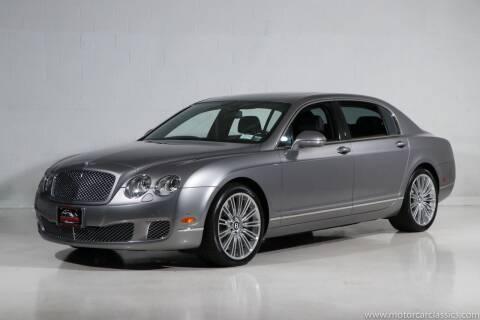 2010 Bentley Continental for sale at Motorcar Classics in Farmingdale NY