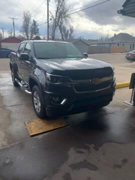 2017 Chevrolet Colorado for sale at Armando's Auto in Fort Lupton CO