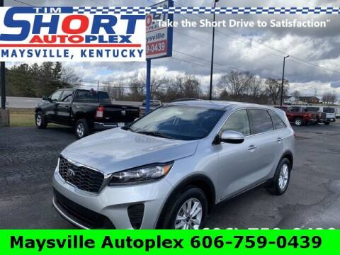 2019 Kia Sorento for sale at Tim Short Chrysler in Morehead KY