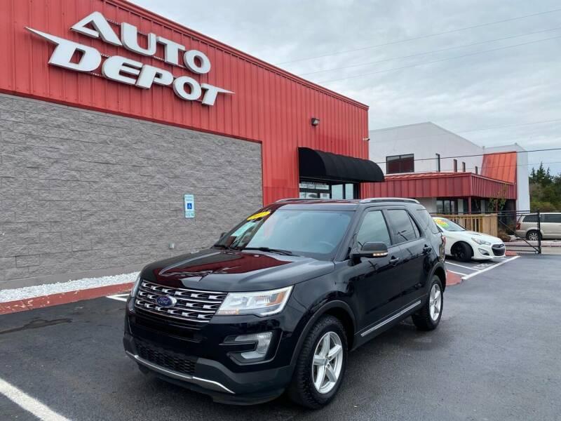 2017 Ford Explorer for sale at Auto Depot of Smyrna in Smyrna TN