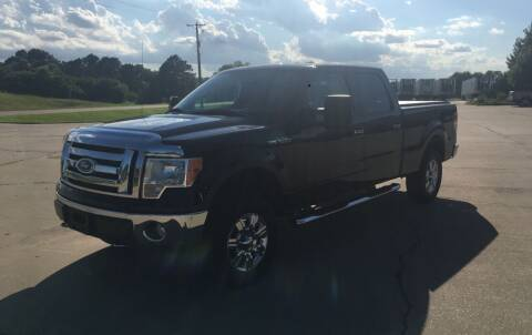 2009 Ford F-150 for sale at More 4 Less Auto in Sioux Falls SD
