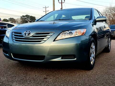 2009 Toyota Camry for sale at Wheel Deal Auto Sales LLC in Norfolk VA