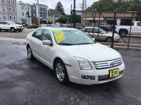 2009 Ford Fusion for sale at Adams Street Motor Company LLC in Boston MA