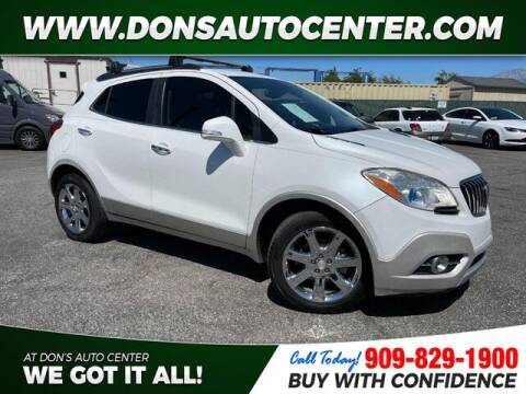 2014 Buick Encore for sale at Dons Auto Center in Fontana CA