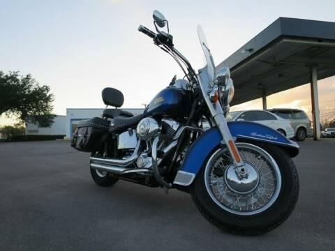 2007 HARLEY DAVIDSON SOFTAIL for sale at Max Auto Sales in Sanford FL