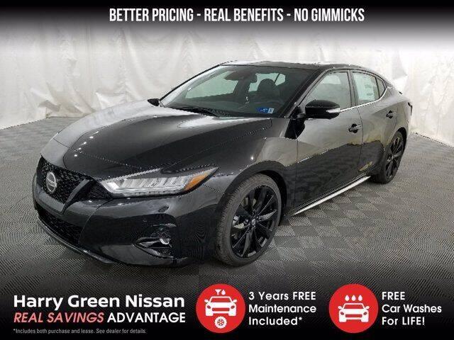 2021 Nissan Maxima for sale in Clarksburg, WV