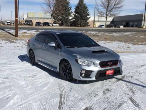 2018 Subaru WRX for sale at Rocky Mountain Commercial Trucks in Casper WY