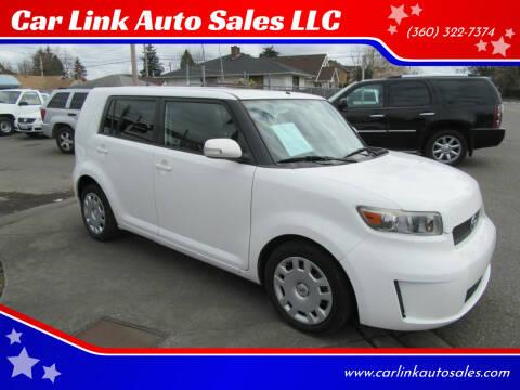 2009 Scion xB for sale at Car Link Auto Sales LLC in Marysville WA
