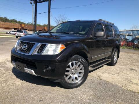 2011 Nissan Pathfinder for sale at Atlas Auto Sales in Smyrna GA