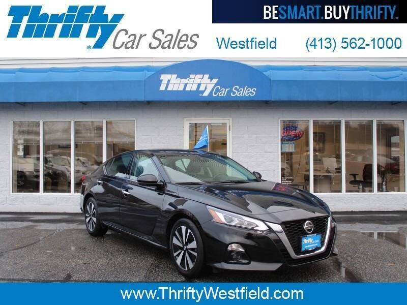 2019 Nissan Altima for sale at Thrifty Car Sales Westfield in Westfield MA