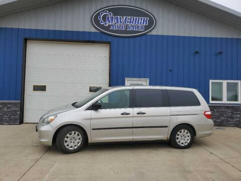 2005 Honda Odyssey for sale at Maverick Automotive in Arlington MN