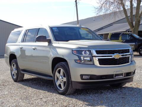 2016 Chevrolet Suburban for sale at Burkholder Truck Sales LLC (Edina) in Edina MO