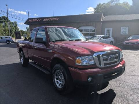 2010 Ford Ranger for sale at Worley Motors in Enola PA