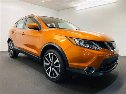 2017 Nissan Rogue Sport for sale at Champagne Motor Car Company in Willimantic CT