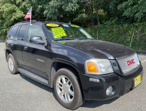 2008 GMC Envoy for sale at Fields Corner Auto Sales in Boston MA