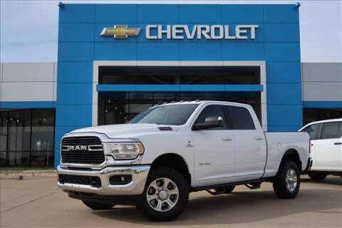 2019 RAM Ram Pickup 2500 for sale at Lipscomb Auto Center in Bowie TX