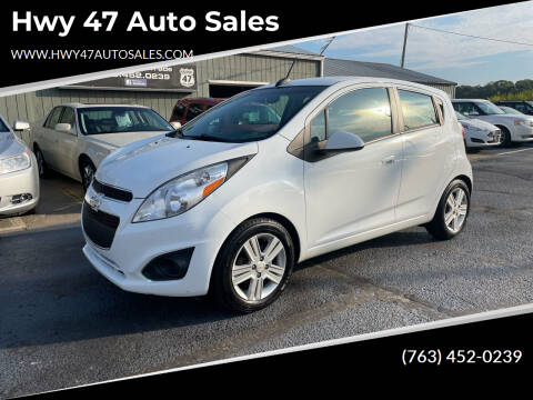 2015 Chevrolet Spark for sale at Hwy 47 Auto Sales in Saint Francis MN