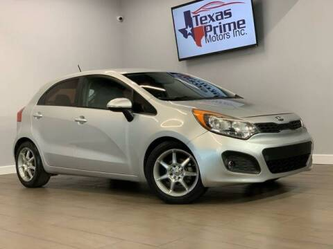 2013 Kia Rio 5-Door for sale at Texas Prime Motors in Houston TX
