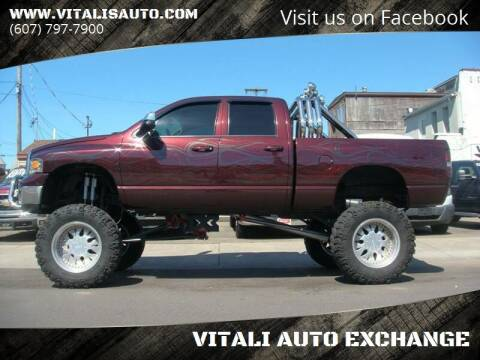 2004 Dodge Ram Pickup 1500 for sale at VITALI AUTO EXCHANGE in Johnson City NY