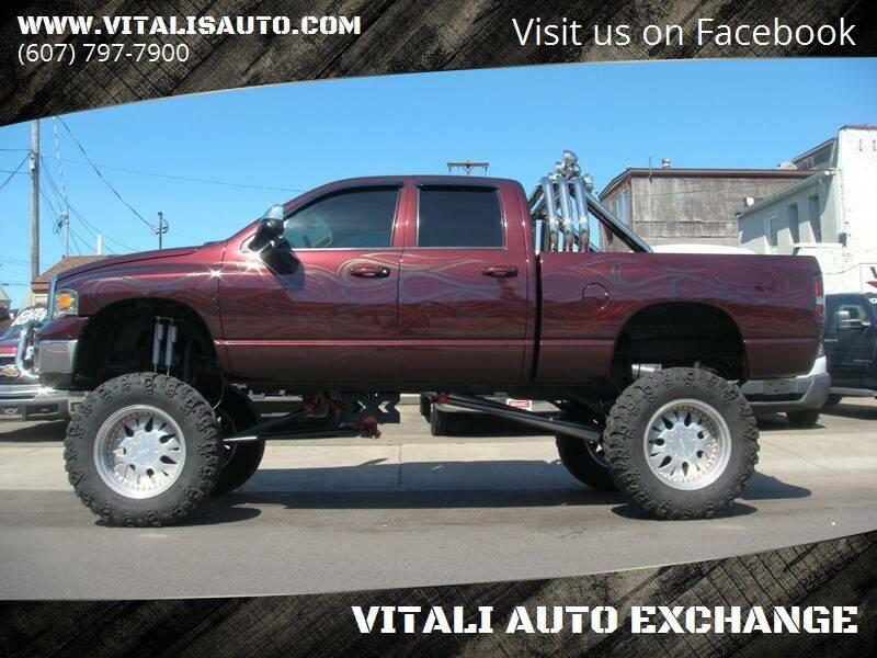 2004 Dodge Ram Pickup 1500 for sale at VITALI AUTO EXCHANGE in Johnson City NY