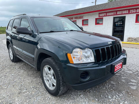 2005 Jeep Grand Cherokee for sale at Sarpy County Motors in Springfield NE