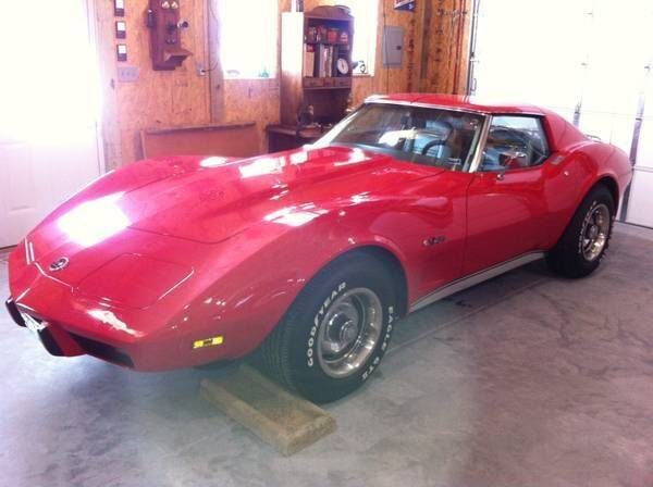 1975 Chevrolet Corvette for sale at Haggle Me Classics in Hobart IN