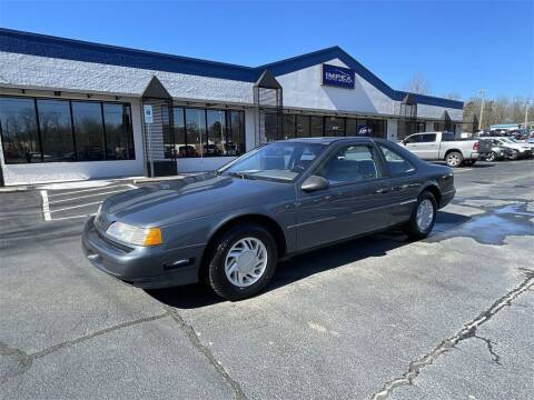 1992 Ford Thunderbird for sale at Impex Auto Sales in Greensboro NC