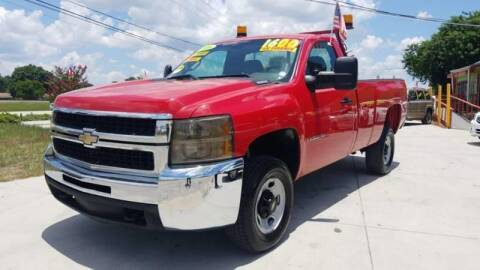 2009 Chevrolet Silverado 2500HD for sale at GP Auto Connection Group in Haines City FL