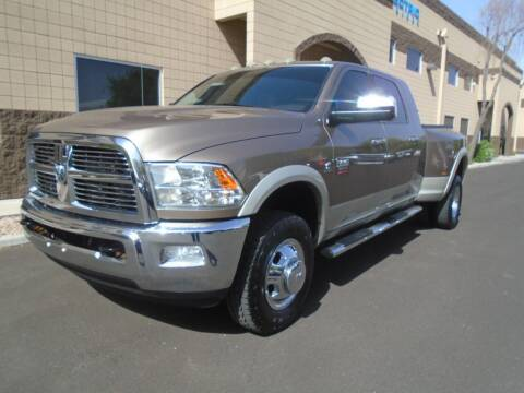 2010 Dodge Ram Pickup 3500 for sale at COPPER STATE MOTORSPORTS in Phoenix AZ