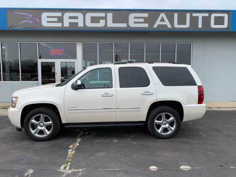2012 Chevrolet Tahoe for sale at Eagle Auto LLC in Green Bay WI