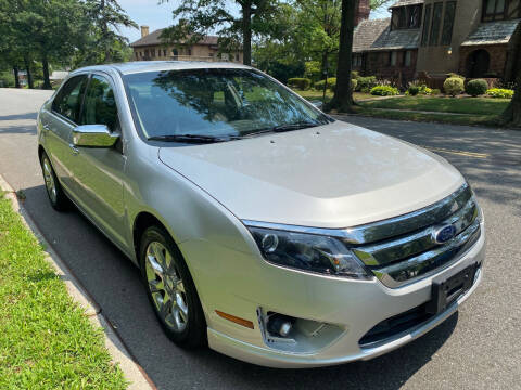 2012 Ford Fusion for sale at TGM Motors in Paterson NJ