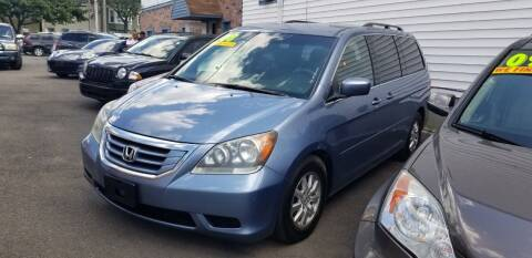 2008 Honda Odyssey for sale at Perez Auto Group LLC -Little Motors in Albany NY