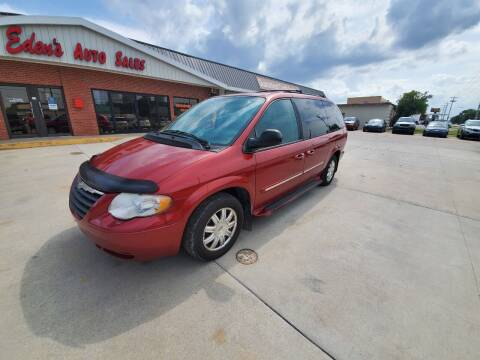 2007 Chrysler Town and Country for sale at Eden's Auto Sales in Valley Center KS
