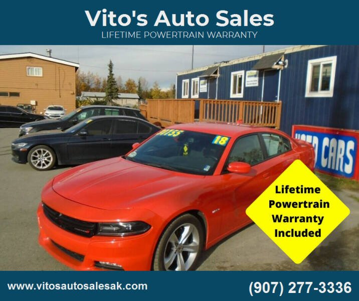 2018 Dodge Charger for sale at Vito's Auto Sales in Anchorage AK