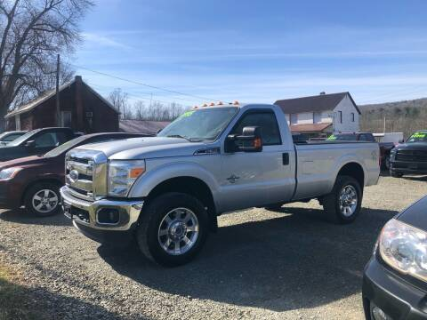 2014 Ford F-350 Super Duty for sale at Brush & Palette Auto in Candor NY