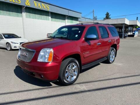 2009 GMC Yukon for sale at Vista Auto Sales in Lakewood WA