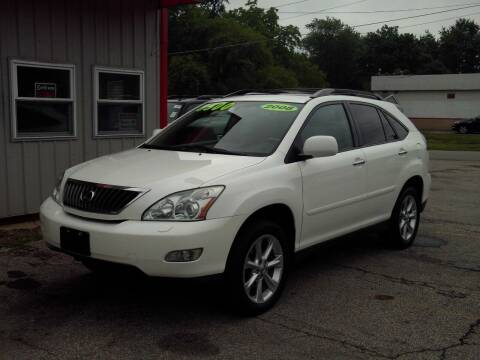 2008 Lexus RX 350 for sale at Midwest Auto & Truck 2 LLC in Mansfield OH
