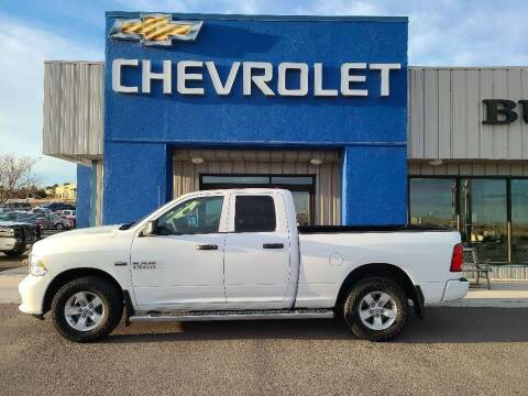 2014 RAM Ram Pickup 1500 for sale at Tommy's Car Lot in Chadron NE