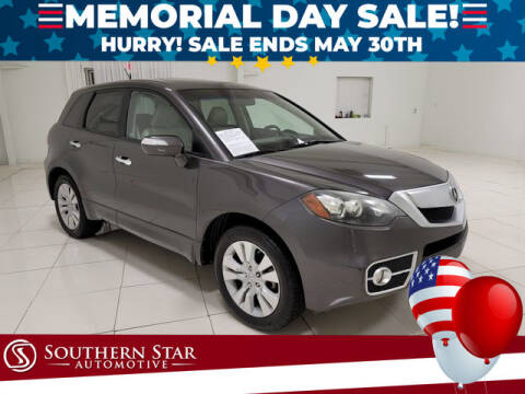 2010 Acura RDX for sale at Southern Star Automotive, Inc. in Duluth GA