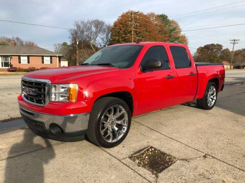 2010 GMC Sierra 1500 for sale at E Motors LLC in Anderson SC