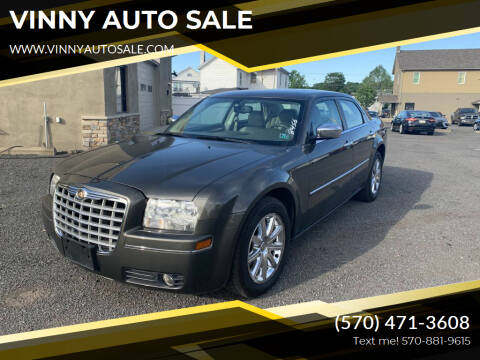 2010 Chrysler 300 for sale at VINNY AUTO SALE in Duryea PA