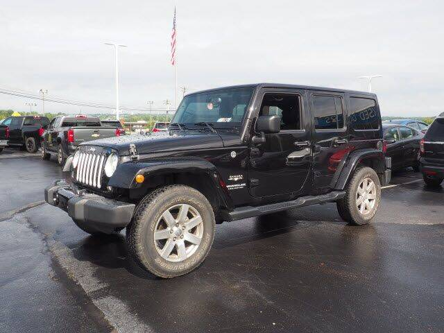 Used Jeep Wrangler For Sale In Cincinnati Oh Carsforsale Com