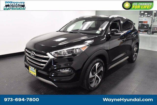 2017 Hyundai Tucson for sale at Wayne Hyundai in Wayne NJ