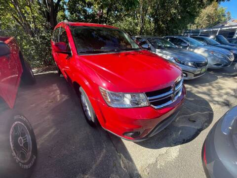 2015 Dodge Journey for sale at BUY RITE AUTO MALL LLC in Garfield NJ